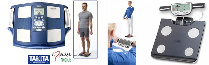 Tanita Inner Scanner, testösszetétel elemzés, csoportos edzés, alakformáló edzés,