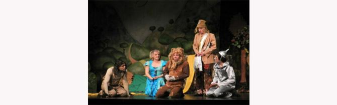 Óz a nagy varázsló, kupon, akció, kedvezmény, gyermekeknek, színház, pódium színház.