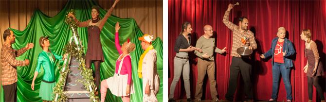 Pódium Színház, Ágacska, zenés mesejáték, előadás, színház, gyermek