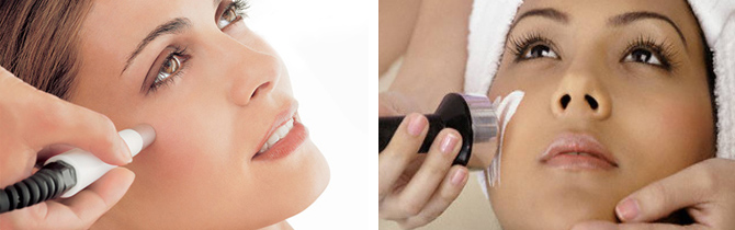 tű nélküli mezoterápia, bőrfeszesítés, elektroporációs kezelés, fényterápia, kupon, olcsó arckezelés