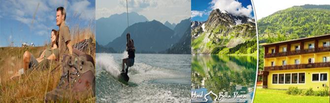 ossiachi tó, nyaralás, ausztria, hotel bella vista, kupon