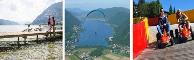 Ausztria,nyaralás,üdülés,pihenés,Karintia,Gerlitzen,Hotel, Bella Vista, kupon, Ossiachi tó