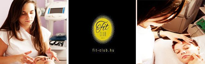 Fit Club Kozmetika, arckezelés, fényterápia, kupon, arctisztítás, elektropációs kezelés,akció,