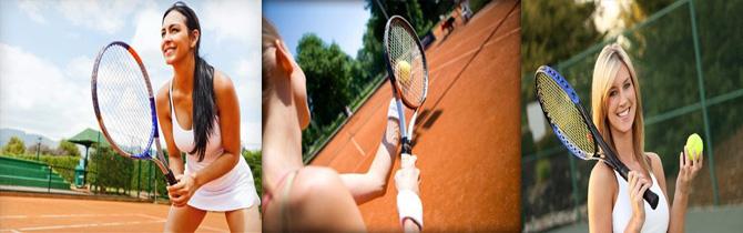 tenisz, teiniszütő, teniszezés
